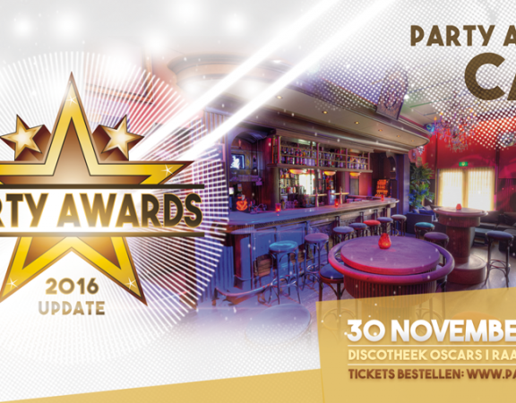 Party Awards Cafe