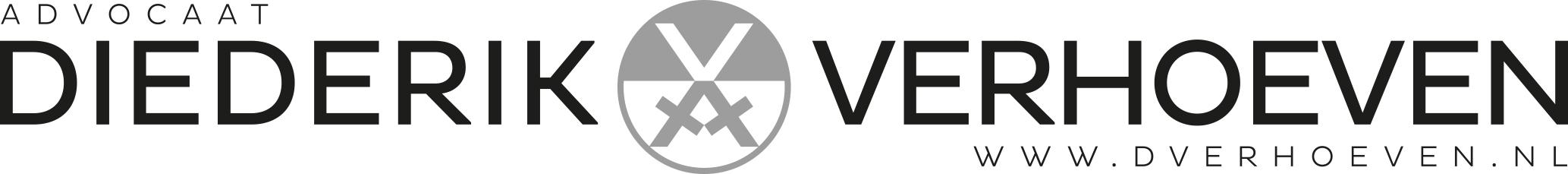 logo diederik verhoeven en web